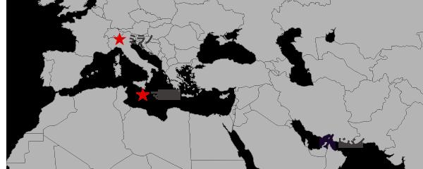 マルタ共和国地図